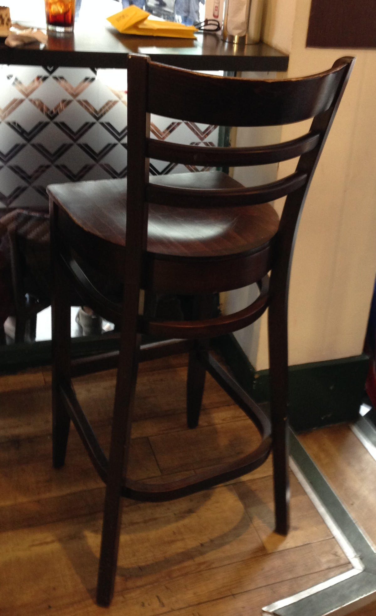 secondhand pub equipment chairs wood table chair with matching bar stool london. Black Bedroom Furniture Sets. Home Design Ideas