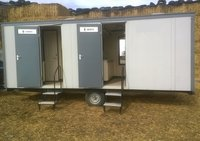 3x2 Mobile Toilet (Electric Mains – unit1) Gas Re-circ