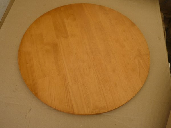Brand New Light Oak Table Tops- Stock Clearance 45 Left - Cambridgeshire