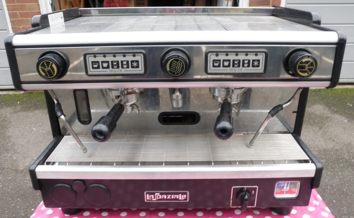 used commercial machine