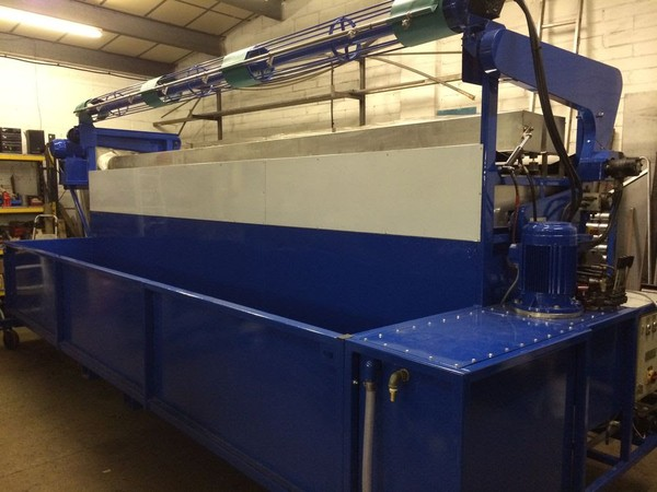 Hydraulic Havencrown PVC Cleaning Machine