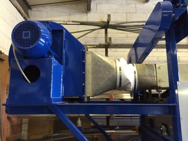 Hydraulic PVC Cleaning Machine