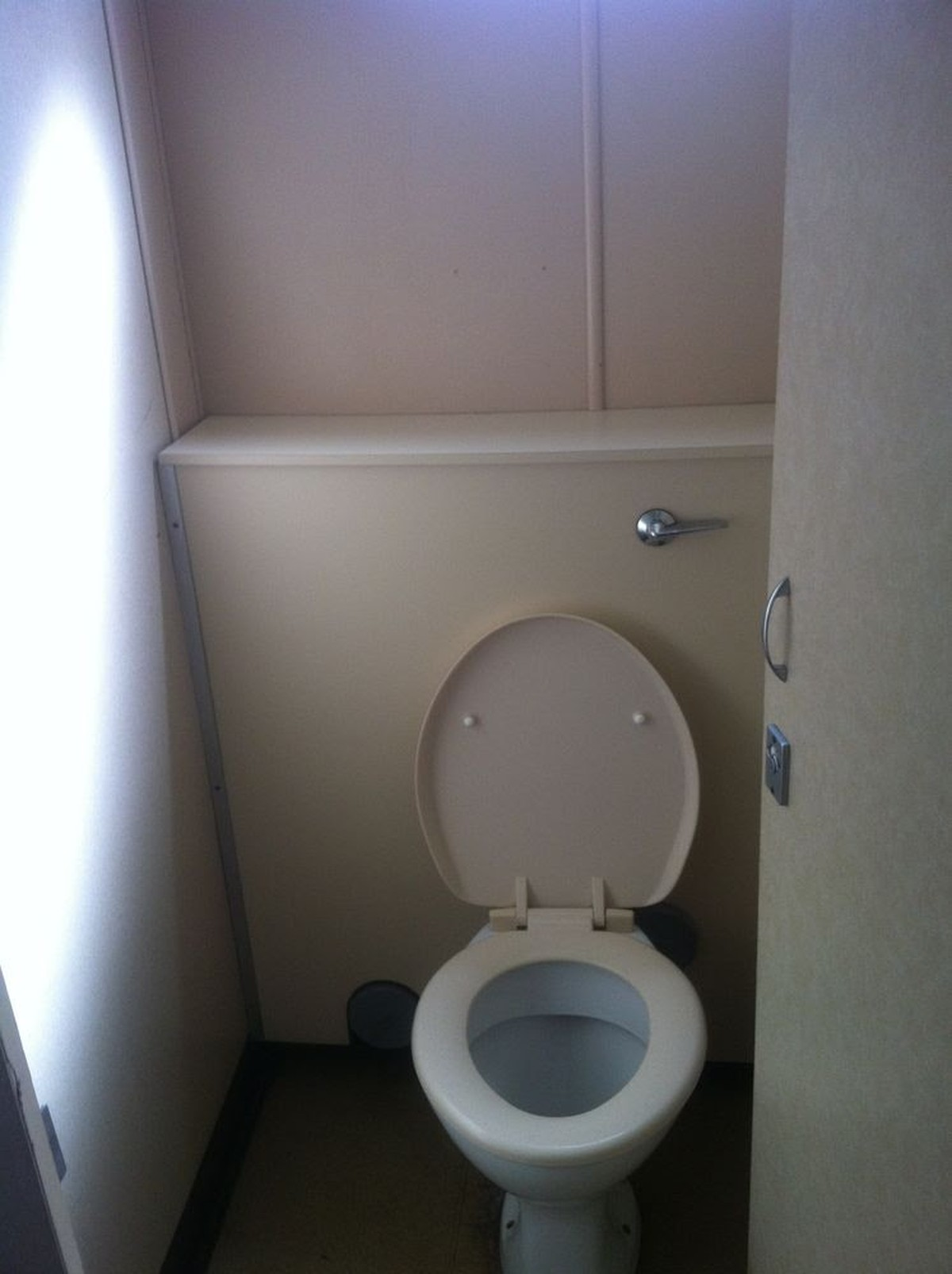 Toilet Unit Cubicle