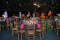 Louis Style Camelot Banqueting Chairs
