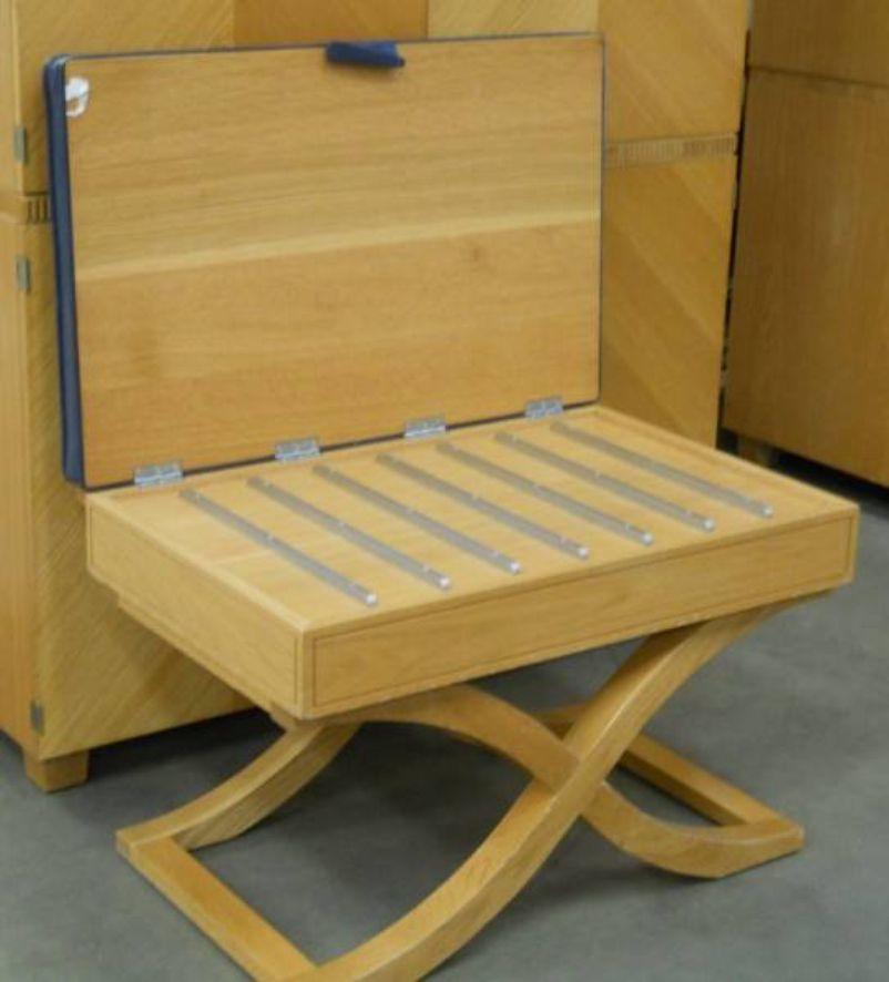 Hotel Furniture Bedroom Furniture Luggage Racks Or Seats Sus