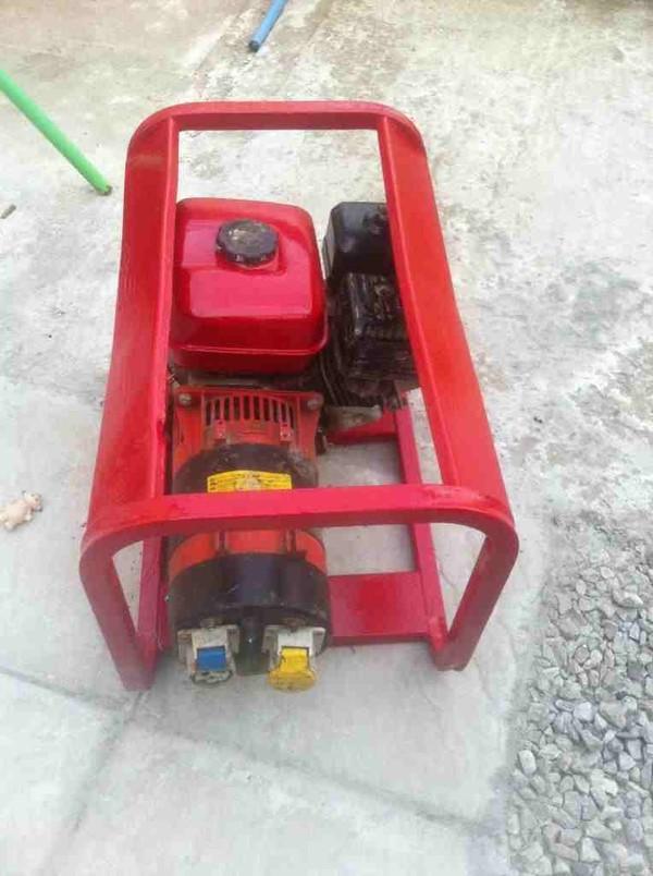 Secondhand Generators | Generators 0 to 5kva | Honda GX160 Petrol Generator - 3Kva - Merseyside
