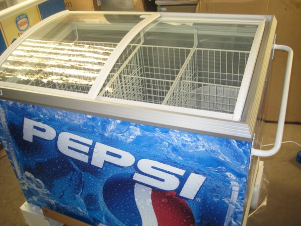 Portable Pepsi Chest Bottle Chiller