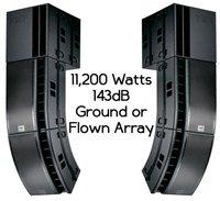 FBT Complete Line Array System