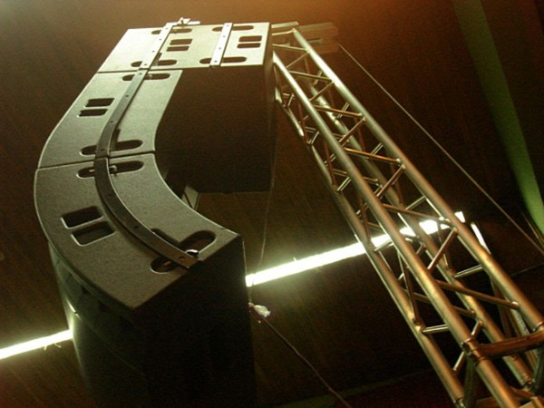 FBT Complete Line Array System for sale