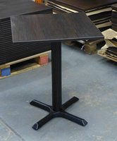 700x 700 Wenge Tables