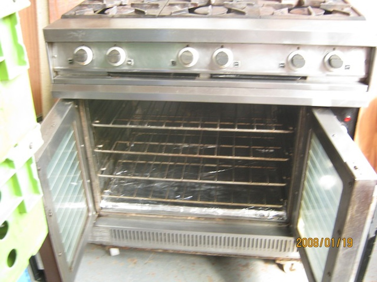 Electric Oven Catering ~ Secondhand catering equipment ovens and cooking falcon