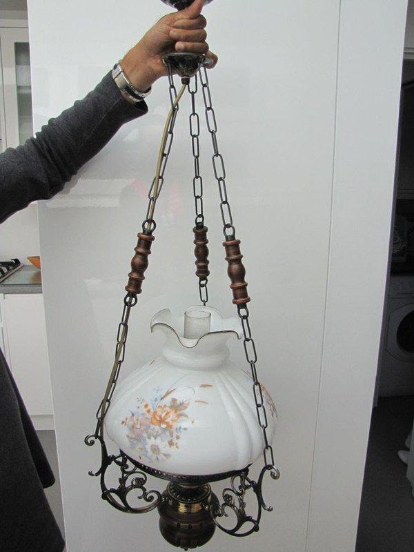 Dutch Style Lamps