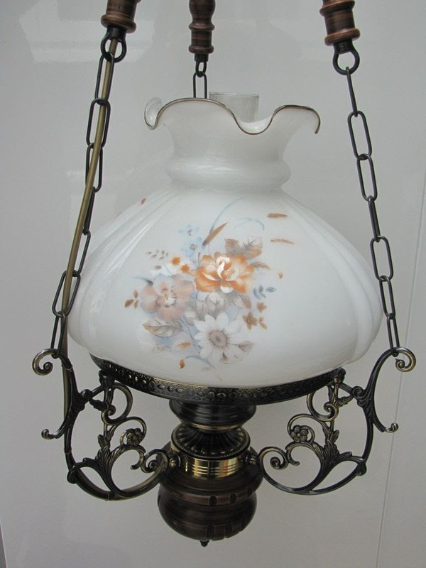 Unique Dutch Style Lamps
