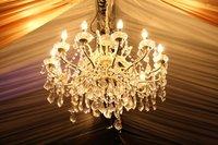 12 arm chandelier