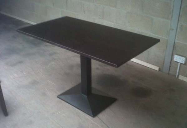 Buy Brand New 1200x700 Tables Complete with Base