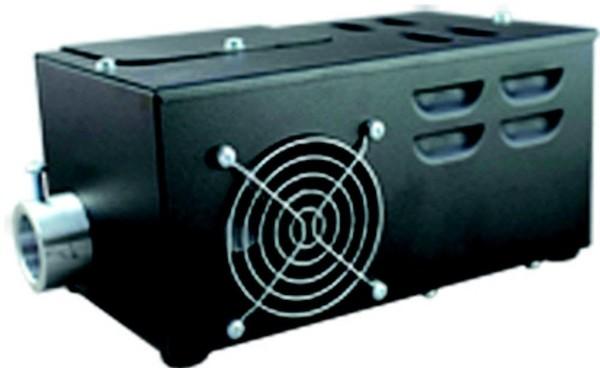 Fibre optic star cloth power box