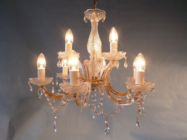 9 arm Chandelier