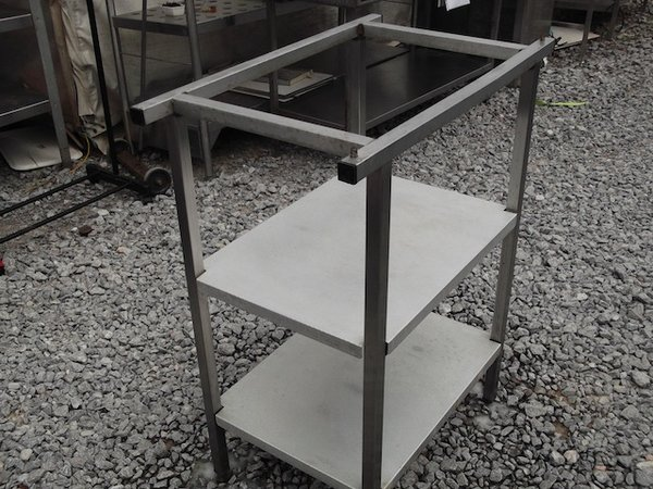 Stainless Steel Stand (2209)