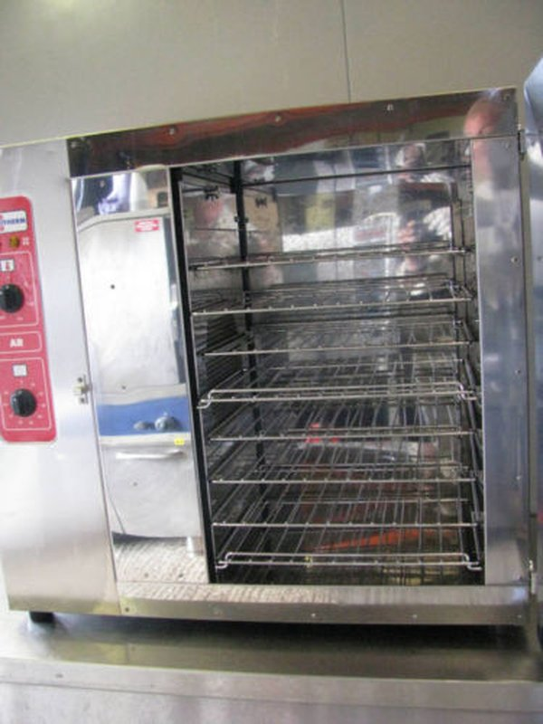 regeneration oven