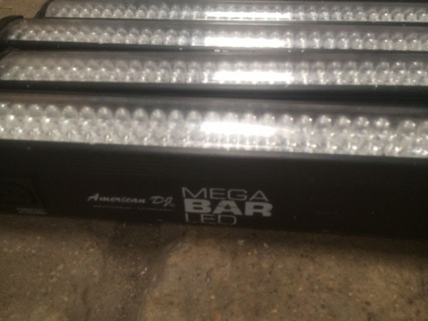 Second Hand Job Lot LED Wall Washer Very Powerful IP64 & IP44