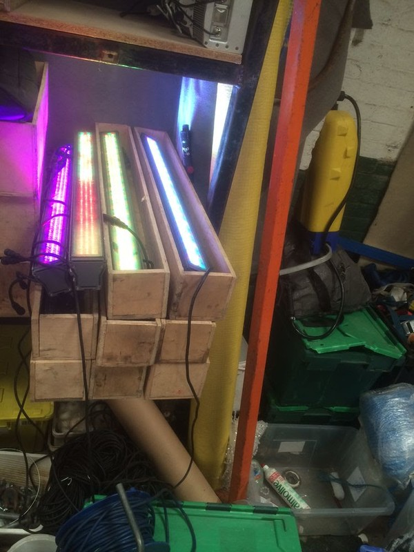 Selling Job Lot LED Wall Washer Very Powerful IP64 & IP44