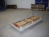 Flat bed trolleys