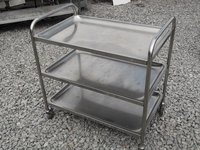 Stainless Steel Trolley (2231)
