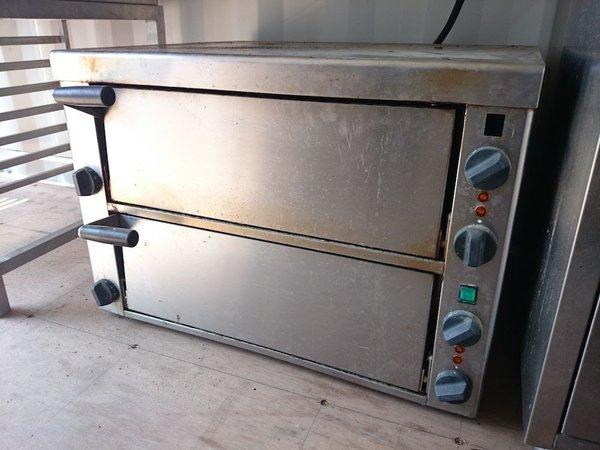 Lincat Double Door Pizza Oven