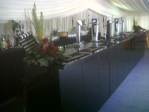 Collapsible Mobile Bar Units for sale