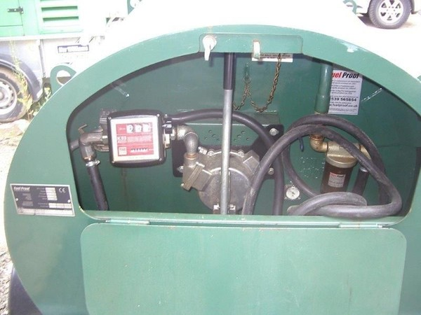 Fuel Bowser Pump details