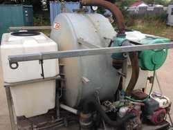 ROM B.V Vacuum Tank 2005