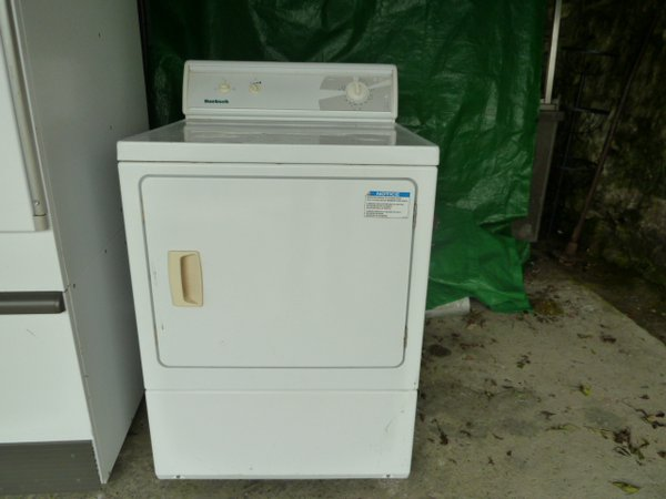 Huebsch LGZ37 Dryer LPG Gas For Sale  - Aberystwyth 1