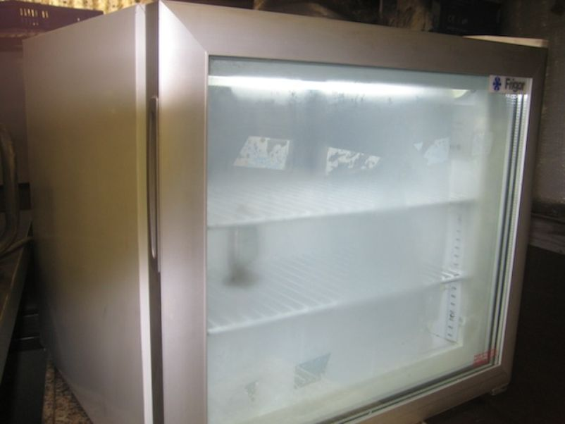 Refrigeration And Freezers > Freezers > Counter Top Display Freezer ...