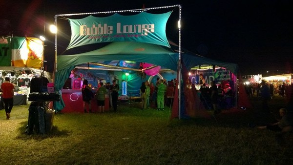 The Bubble lounge business