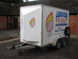 Fountain Box Trailer 5ft x 10ft