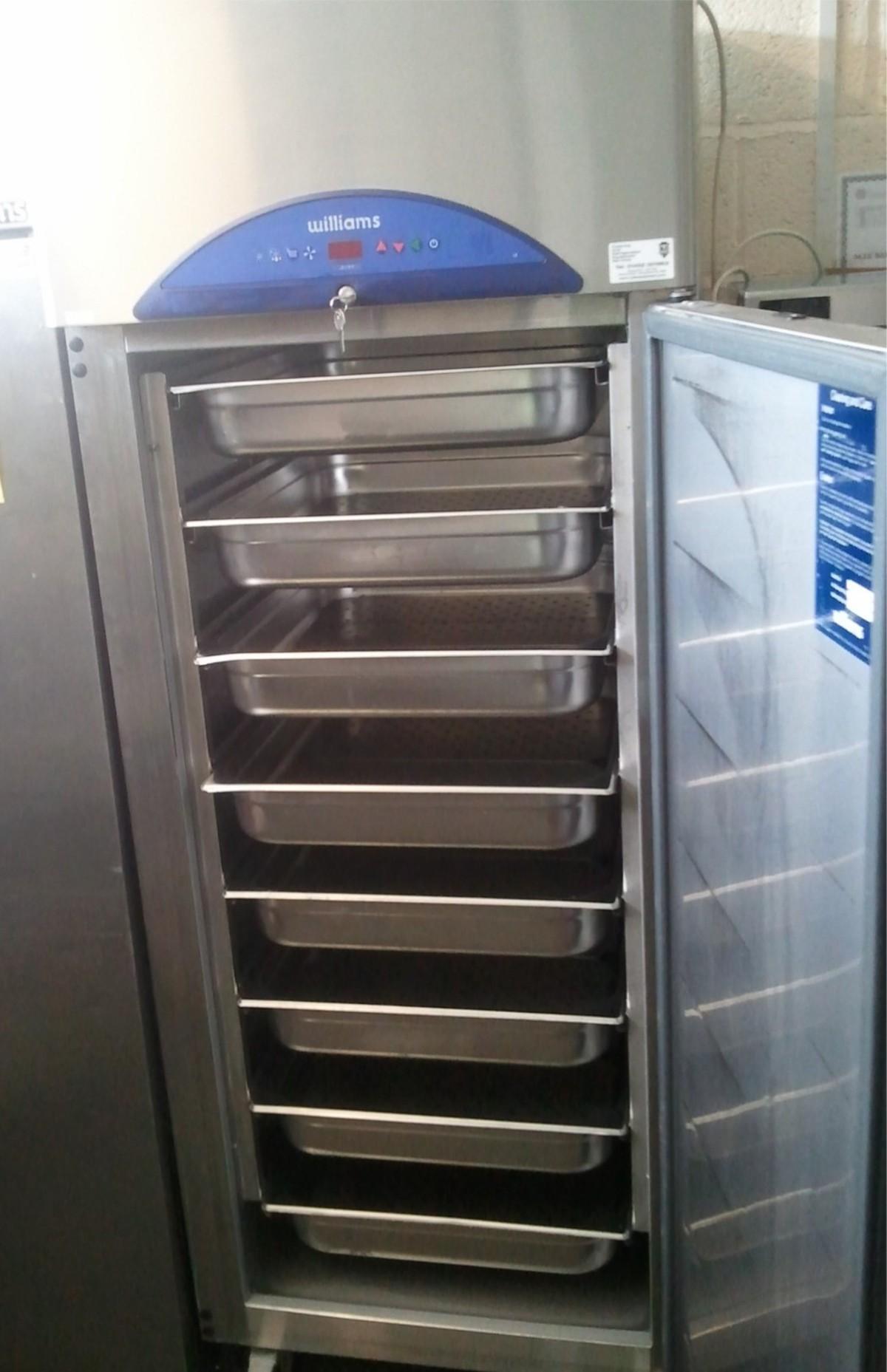 secondhand catering equipment | upright fridges | williams fish