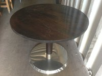 coffee table  With 70cm round top