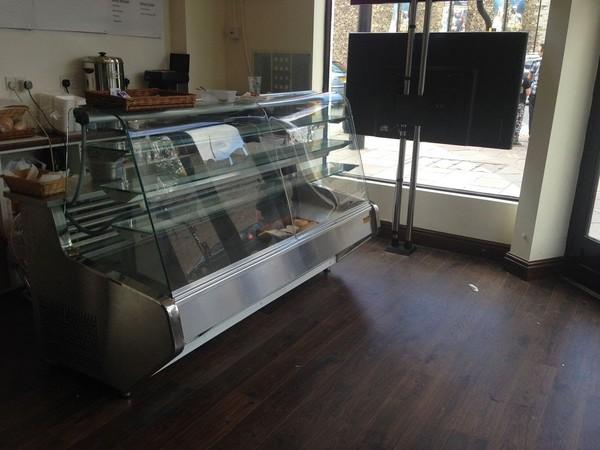 cafe sandwich deli for sale in cardiff city centre