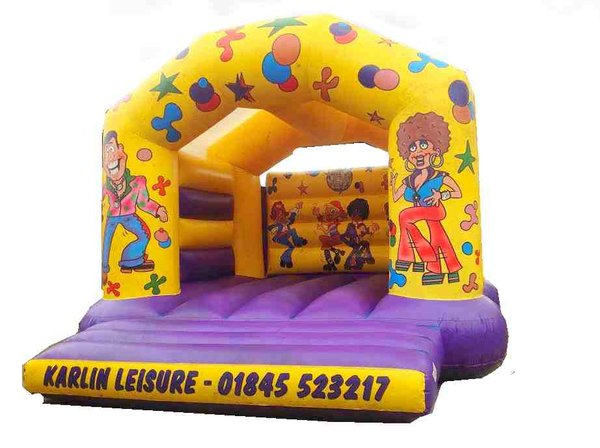 17ft x18ft Adult Bouncy Castle for sale