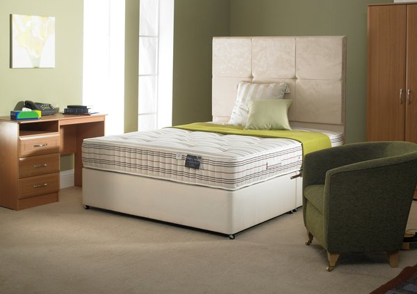Hotel Quality Beds, Wide Range Of Sizes And Springs