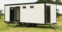 Mains Multi Toilet Trailer