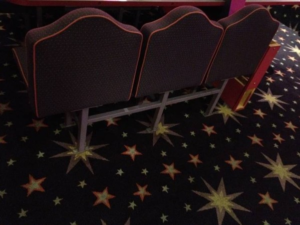 used cinema seats for sale