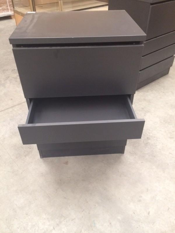 Buy New Grey Baked Paint Finish Drawer Unit