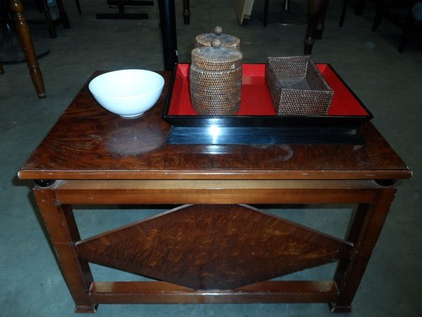 Small rectangular occasional tables