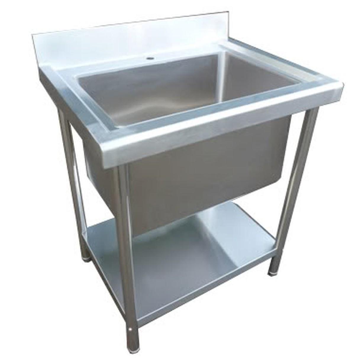 Deep Bowl Sink : ... Sinks Brand New Stainless Steel Single Deep Bowl Sink (780DBS