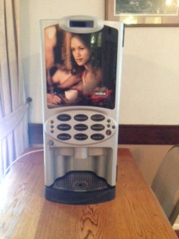 Stenterfield Vision 300 Coffee Machine