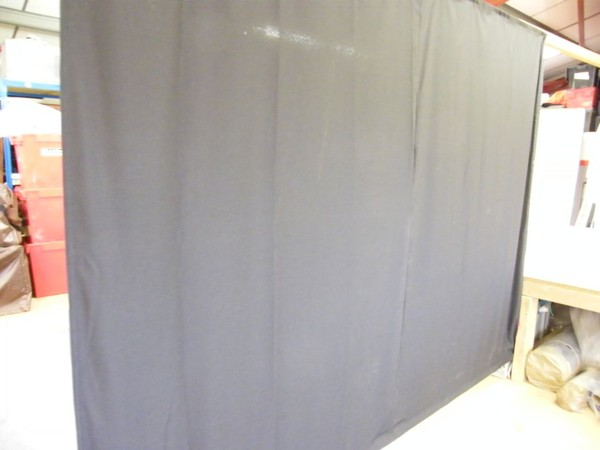 Black out wall