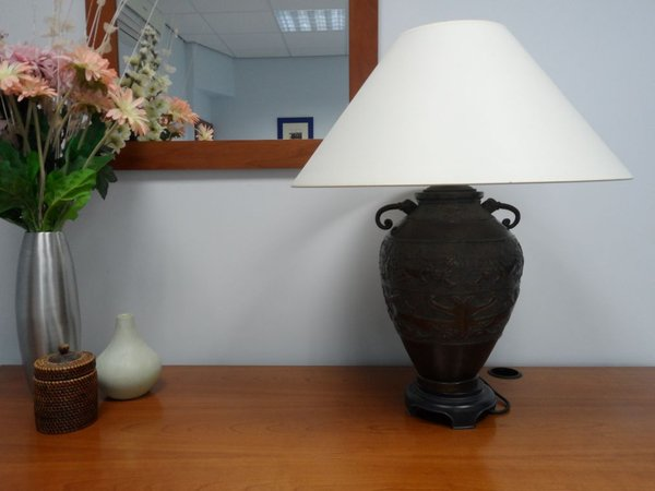 Decorative table lamp for sale