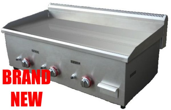 New  Nat Gas/ LPG Gas Griddle for sale