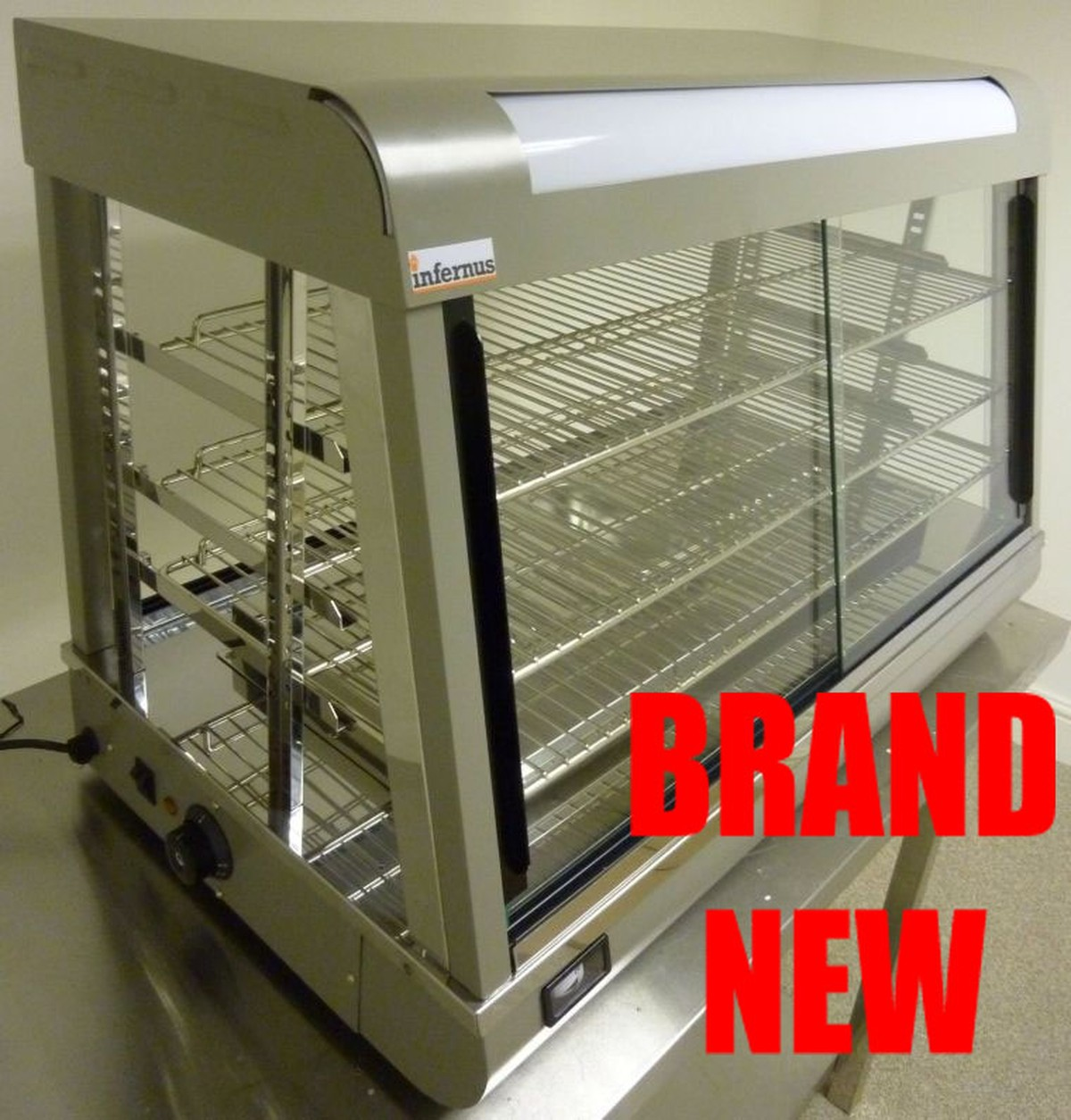 Display Kitchen Cabinets For Sale: Secondhand Catering Equipment